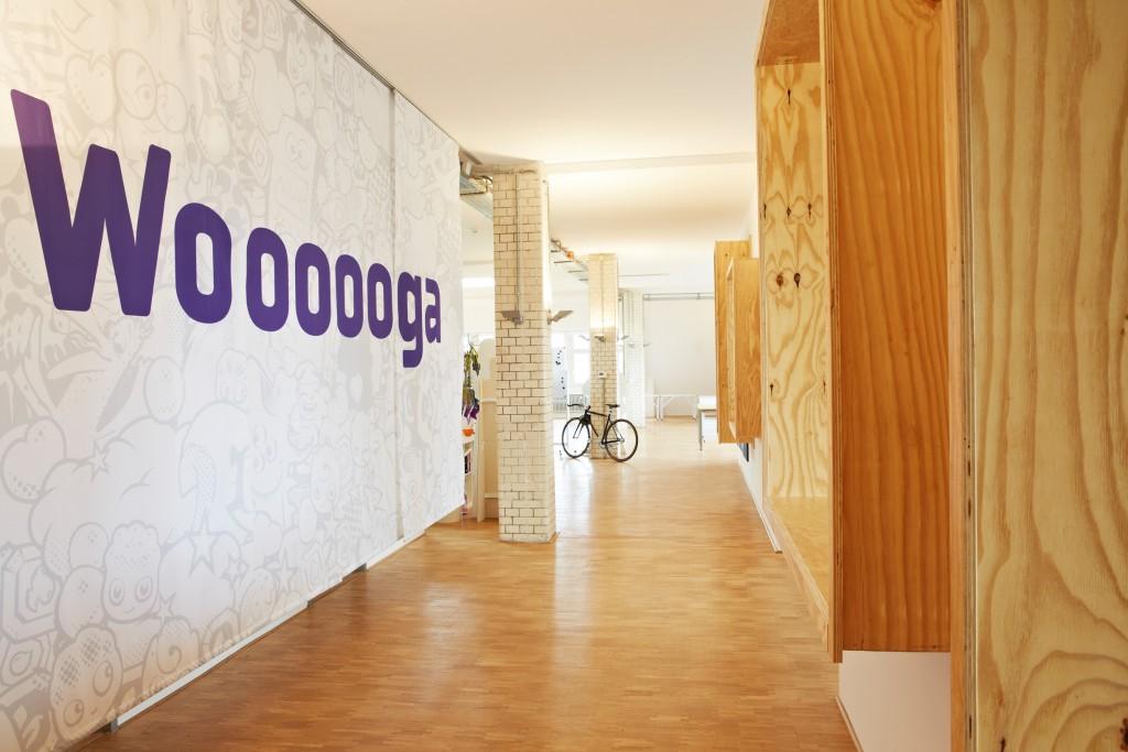 Ganz schön Woooooga! Einblick in das Berliner Büro der Gaming-Schmiede .