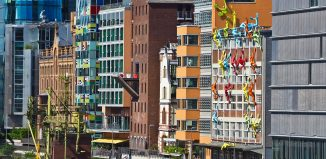 Medienhafen in Düsseldorf - Foto: Michael Gaida / Pixabay